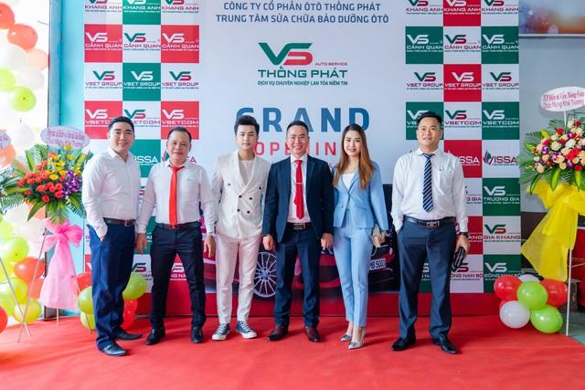 Tập đoàn Vsetgroup Khai trương Công ty Cổ phần ô tô Thống Phát - Ảnh 4.