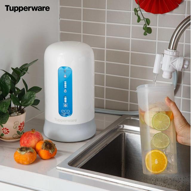 Vì sao máy lọc nước Tupperware Nano Nature được nhiều gia đình Việt lựa chọn? - Ảnh 1.