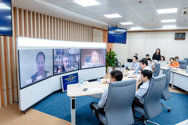 Ông Lê Hồng Việt: 'FPT tham vọng đưa AI Việt Nam lên hàng đầu thế giới' - Ảnh 1.