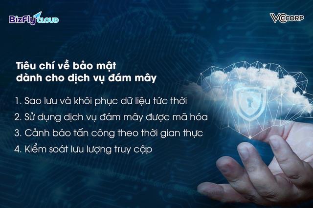 Tận dụng tối đa hệ thống bảo mật sẵn có của nhà cung cấp dịch vụ đám mây - Ảnh 1.