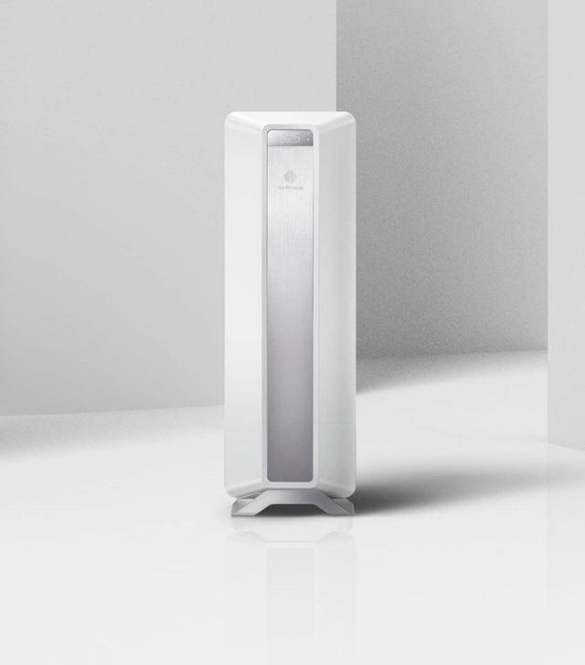 Khám phá thiết kế vượt trội tạo nên sức mạnh thanh lọc bụi Nano PM0.1 và vi khuẩn của máy lọc không khí SmartVent - Ảnh 1.