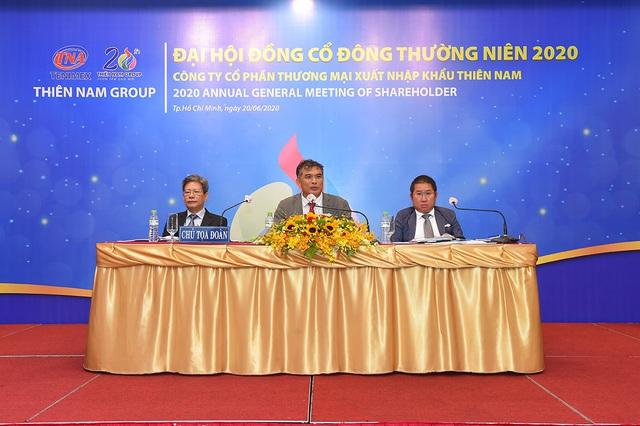 Thiên Nam Group đạt mức lợi nhuận cao nhất trong 20 năm - Ảnh 1.
