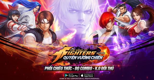 KOF AllStar VNG – Quyền Vương Chiến trước thềm Open Beta: Game thủ thắc mắc, NPH trả lời - Ảnh 1.