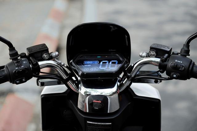 Trải nghiệm YADEA BuyE: tiện ích vượt trội trong tầm giá 20 triệu - Ảnh 3.