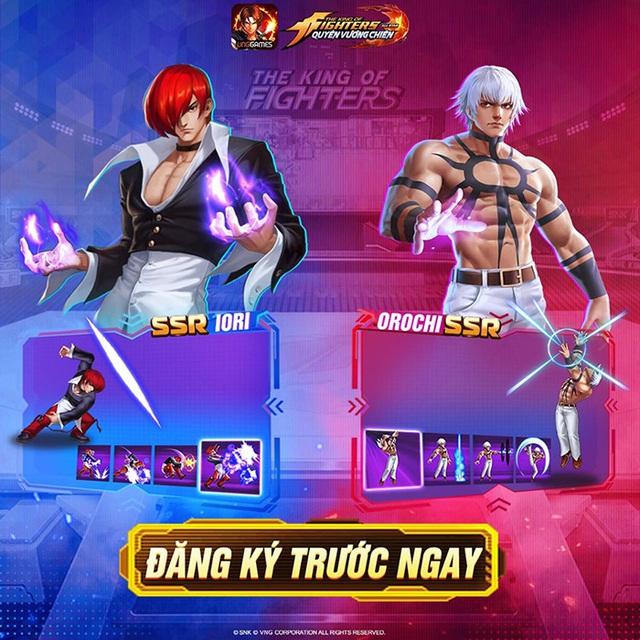 KOF AllStar VNG – Quyền Vương Chiến trước thềm Open Beta: Game thủ thắc mắc, NPH trả lời - Ảnh 6.