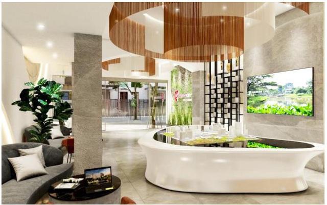 Trải nghiệm không gian ấn tượng tại Gamuda City Experience Lounge Hà Nội - Ảnh 1.