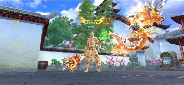 Tân Thiên Long Mobile khai mở máy chủ tiếp theo sau khi update PBM Thiền Võ Thiếu Lâm - Ảnh 2.