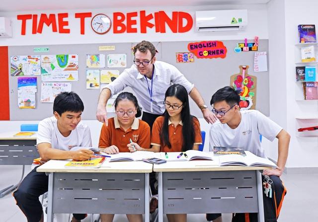Trải nghiệm tinh hoa giáo dục Hoa Kỳ ngay tại thành phố Hồ Chí Minh - Ảnh 1.