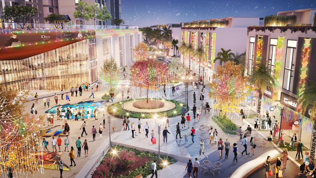 Đông Hà Nội có khu đô thị sở hữu thiết kế cảnh quan đẹp bậc nhất thế giới - Ảnh 10.