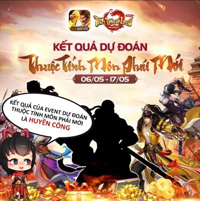 Tân Thiên Long Mobile khai mở máy chủ tiếp theo sau khi update PBM Thiền Võ Thiếu Lâm - Ảnh 3.