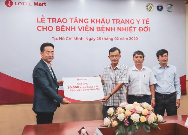 Tập đoàn Lotte trao 3,66 tỷ đồng, chung tay cùng Việt Nam phục hồi sau Covid-19 - Ảnh 2.