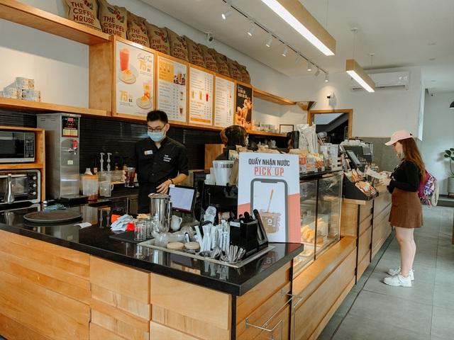 The Coffee House chính thức ra mắt hình thức Pick Up, chỉ theo sau Starbucks Mỹ - Ảnh 3.