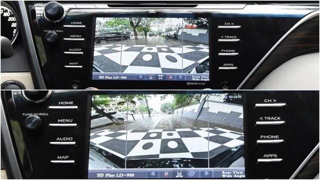 Khám phá công nghệ 3D hỗ trợ lái xe an toàn cho người Việt - Camera 360 3D Safeview LD900 - Ảnh 5.