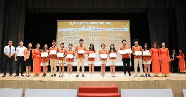 Trải nghiệm tinh hoa giáo dục Hoa Kỳ ngay tại thành phố Hồ Chí Minh - Ảnh 3.