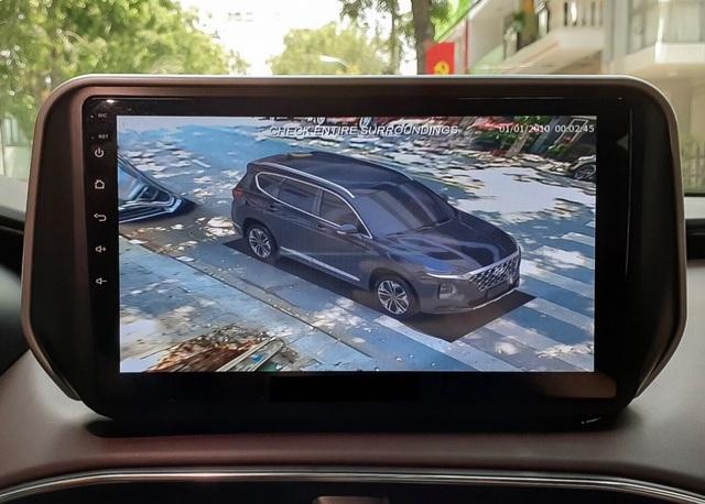 Khám phá công nghệ 3D hỗ trợ lái xe an toàn cho người Việt - Camera 360 3D Safeview LD900 - Ảnh 6.
