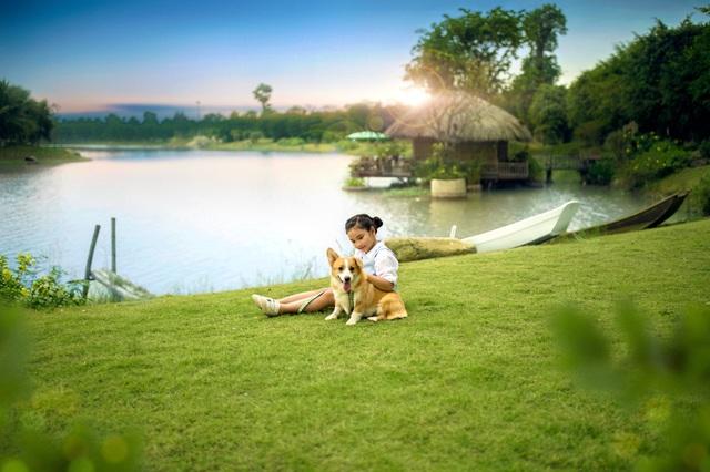 Đông Hà Nội có khu đô thị sở hữu thiết kế cảnh quan đẹp bậc nhất thế giới - Ảnh 5.