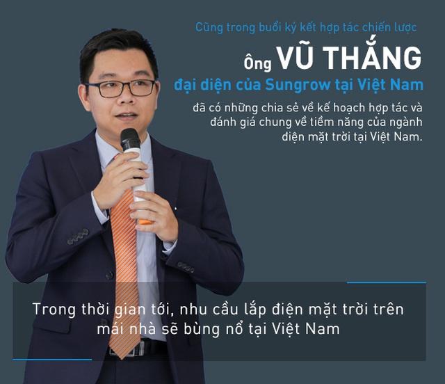 DAT ký thỏa thuận hợp tác 100 MW với Sungrow Việt Nam - Ảnh 1.
