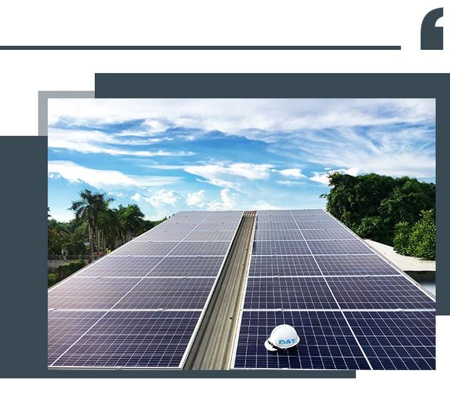 DAT ký thỏa thuận hợp tác 100 MW với Sungrow Việt Nam - Ảnh 9.