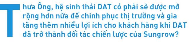 DAT ký thỏa thuận hợp tác 100 MW với Sungrow Việt Nam - Ảnh 12.