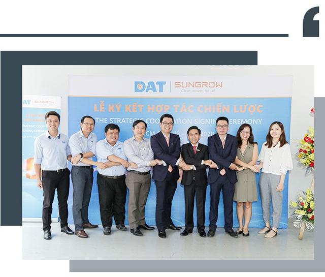 DAT ký thỏa thuận hợp tác 100 MW với Sungrow Việt Nam - Ảnh 13.