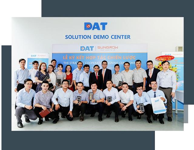 DAT ký thỏa thuận hợp tác 100 MW với Sungrow Việt Nam - Ảnh 15.