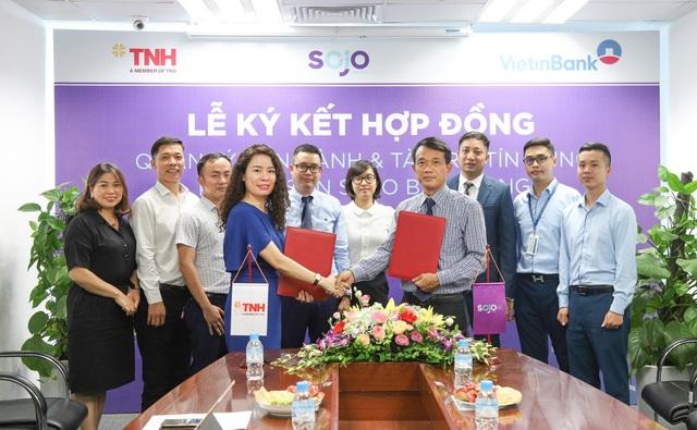 Thương hiệu SOJO Hotels liên tục nhận được sự quan tâm của các ngân hàng lớn - Ảnh 1.