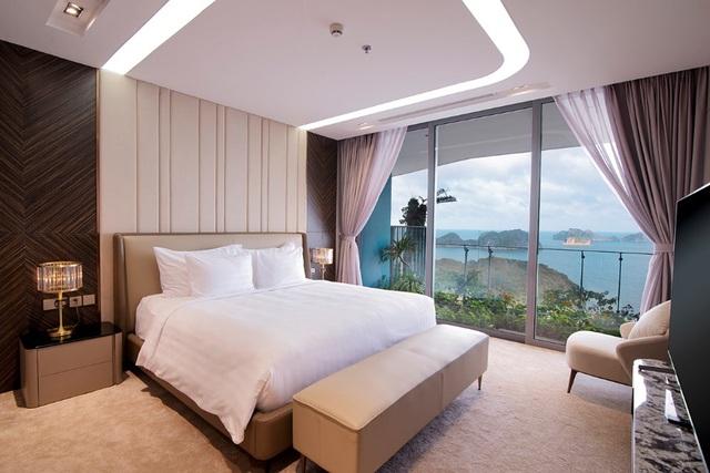 Biệt thự du lịch tại bãi biển Cát Cò: Nơi nghỉ dưỡng sang trọng giữa thiên nhiên kỳ diệu - Ảnh 1.