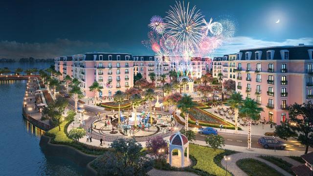 """""""Thành phố khách sạn"""" Aqua City Halong: Điểm đến của giới đầu tư phía Bắc - Ảnh 1."""
