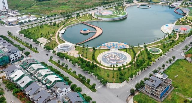 Biệt thự Khu đô thị Dương Nội – Không gian xanh giữa lòng phố thị - Ảnh 1.