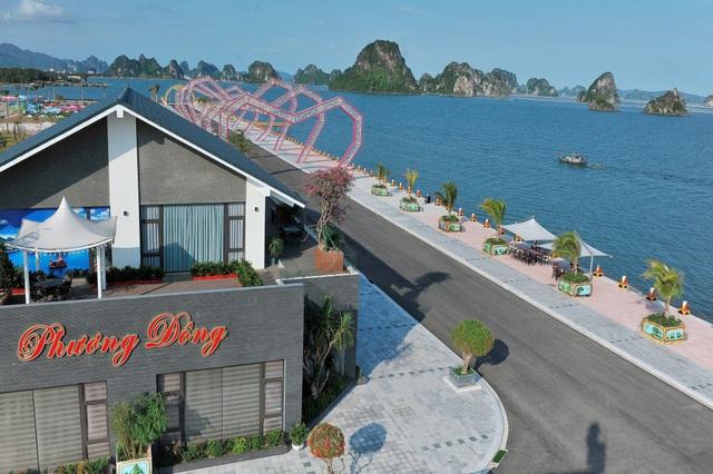 Đón sóng quy hoạch dự án Phương Đông Vân Đồn hút khách mua - Ảnh 1.