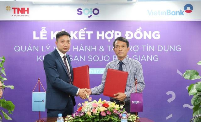 Thương hiệu SOJO Hotels liên tục nhận được sự quan tâm của các ngân hàng lớn - Ảnh 2.