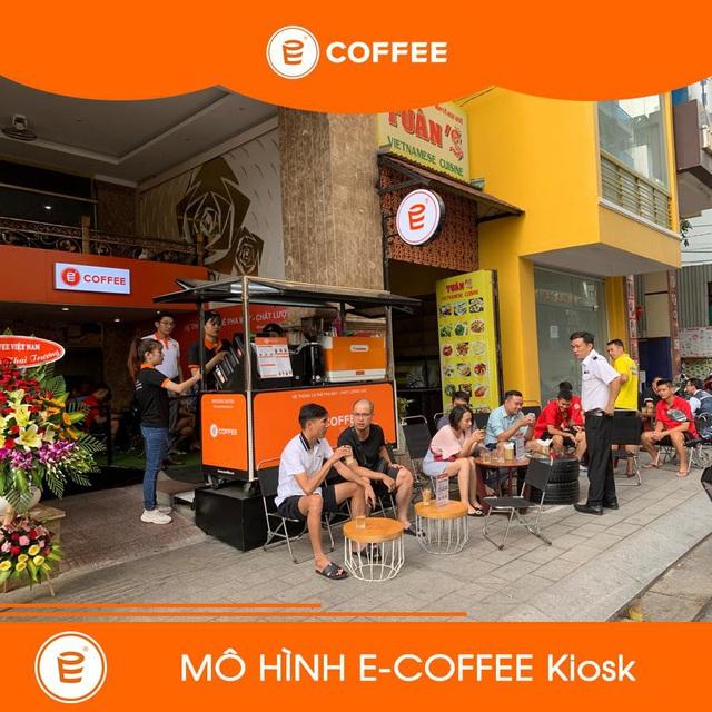 E-COFFEE VIETNAM, chuỗi cà phê máy chất lượng cao tiên phong bảo vệ sức khoẻ người tiêu dùng - Ảnh 3.