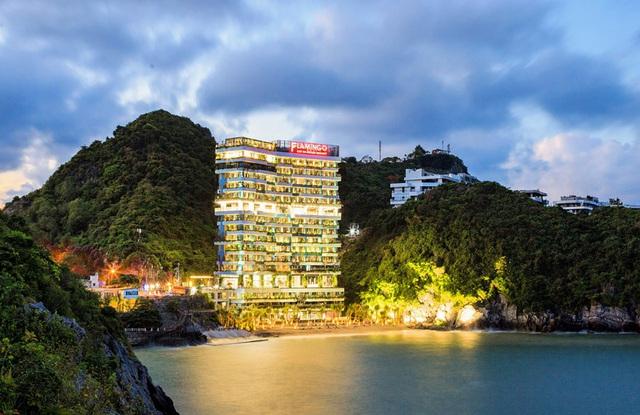 Biệt thự du lịch tại bãi biển Cát Cò: Nơi nghỉ dưỡng sang trọng giữa thiên nhiên kỳ diệu - Ảnh 2.