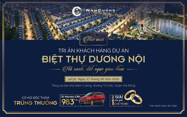 Biệt thự Khu đô thị Dương Nội – Không gian xanh giữa lòng phố thị - Ảnh 2.