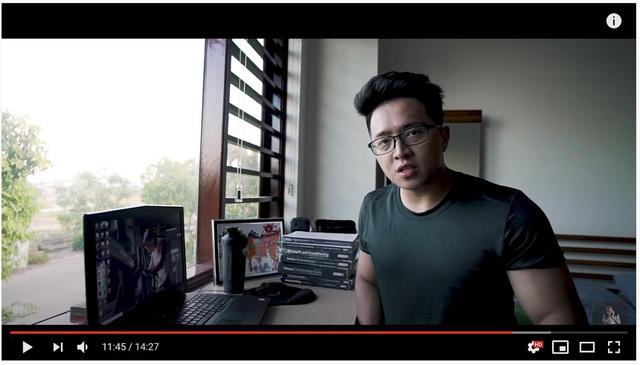 Cận cảnh chiếc áo MaxCool trên tay các Hot Youtuber - Rốt cuộc có gì mà hot thế? - Ảnh 4.