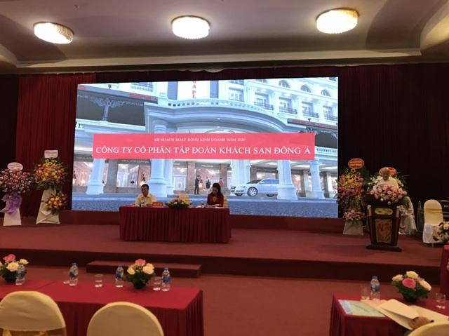 ĐHĐCĐ Khách Sạn Đông Á (DAH): năm 2020 tận dụng cơ hội từ thách thức - Ảnh 3.
