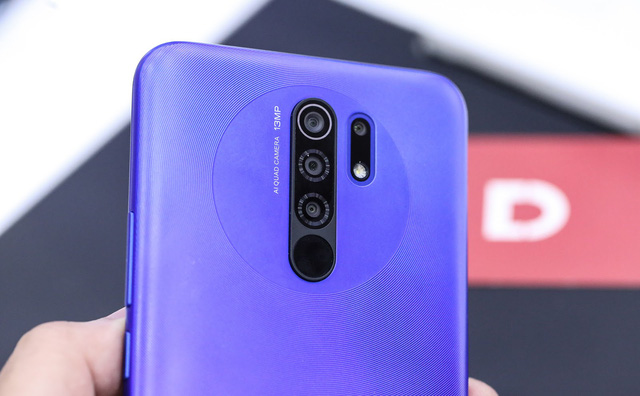 Xiaomi Redmi 9 chính thức mở bán tại Di Động Việt: Pin 5020mAh, 4 camera sau, giá chỉ 2,9 triệu đồng trong 3 ngày - Ảnh 4.