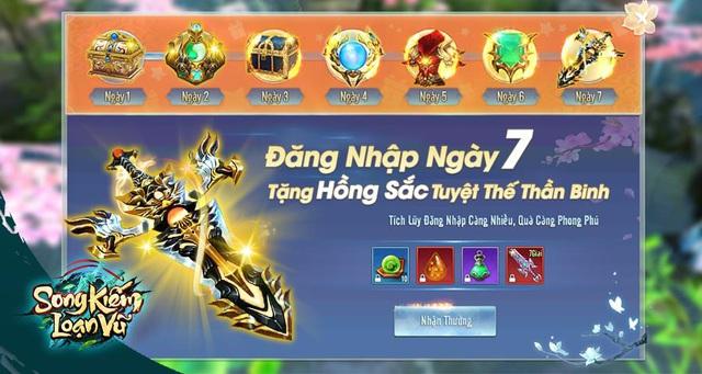 Tung link tải sớm Song Kiếm Loạn Vũ ấn định ngày ra mắt vào 1/7/2020 - Ảnh 4.