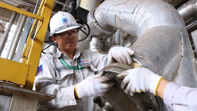 Đạm Cà Mau thuộc top các nhà máy tiêu hao năng lượng thấp - Ảnh 2.