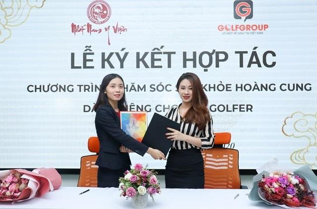 Nhất Nam y viện và Golfgroup: Ký kết hợp tác chăm sóc sức khỏe hoàng cung dành riêng cho quý Glofer - Ảnh 1.