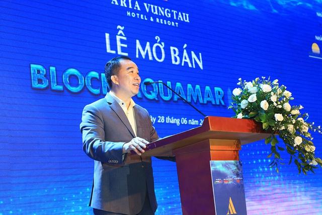 Aquamarine hút nhà đầu tư trong và ngoài nước tại sự kiện mở bán - Ảnh 1.