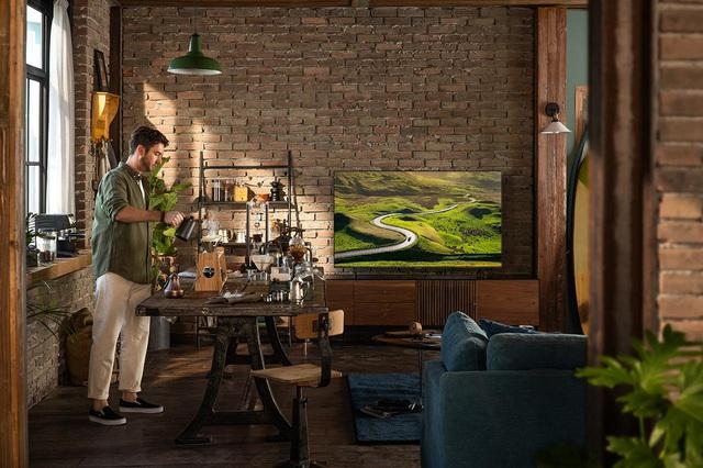 Chưa cần tới 8K, chỉ riêng công nghệ này trên TV 4K 2020 của Samsung đã đủ để bảo vệ ngôi vương - Ảnh 1.