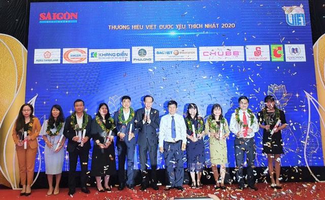 Trao giải Thương hiệu Việt được yêu thích nhất năm 2020 - Ảnh 2.