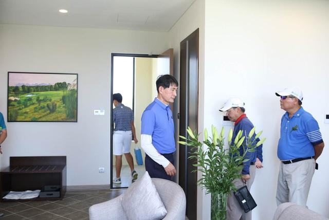 Ra mắt khu biệt thự cao cấp trong lòng sân golf hàng đầu tại Hà Nội - Ảnh 2.