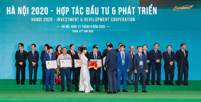 Sunshine Empire được Hà Nội trao quyết định chủ trương đầu tư - Ảnh 3.