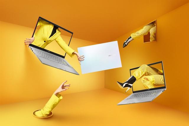 ASUS giới thiệu loạt laptop siêu mỏng nhẹ dành cho giới trẻ sở hữu vi xử lí 8 nhân của AMD - Ảnh 3.