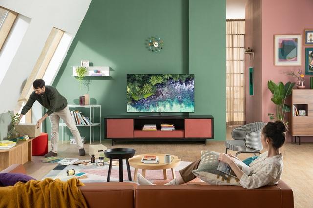 Chưa cần tới 8K, chỉ riêng công nghệ này trên TV 4K 2020 của Samsung đã đủ để bảo vệ ngôi vương - Ảnh 4.