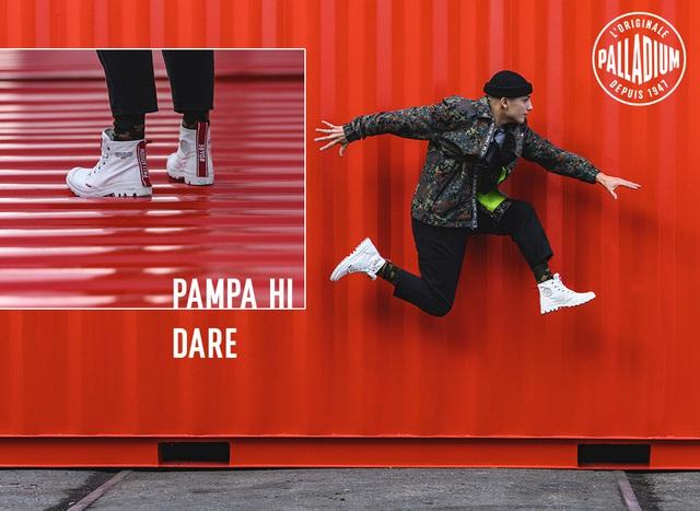 Pampa Hi Dare đã trở lại với thông điệp mới, hứa hẹn chinh phục trái tim fan Palladium - ảnh 1