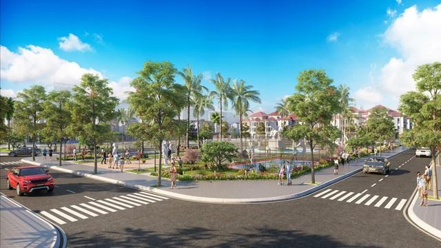 """Sun Grand City Feria """"ra hàng"""" biệt thự Mallorca - Ảnh 2."""