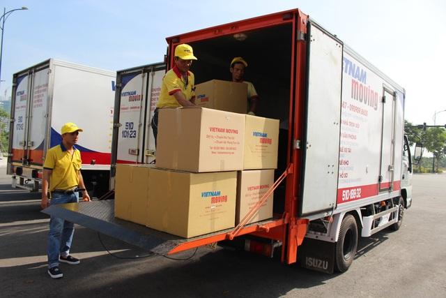 Vietnam Moving: Định hướng trở thành doanh nghiệp vận chuyển nhà, văn phòng hàng đầu Việt Nam - Ảnh 1.